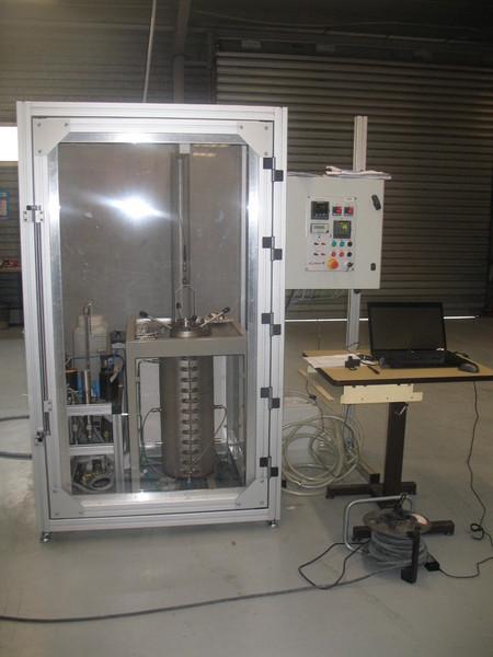 Cementing Autoclave High Pressure